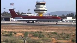 IL-62-VIM AIRLINES TUPOLEV-154-AEROFLOT AOH