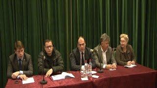 видео Отчет депутатов перед избирателями