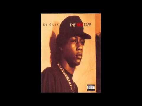 Dj Quik - The Red Tape [ FULL ALBUM ] 1987