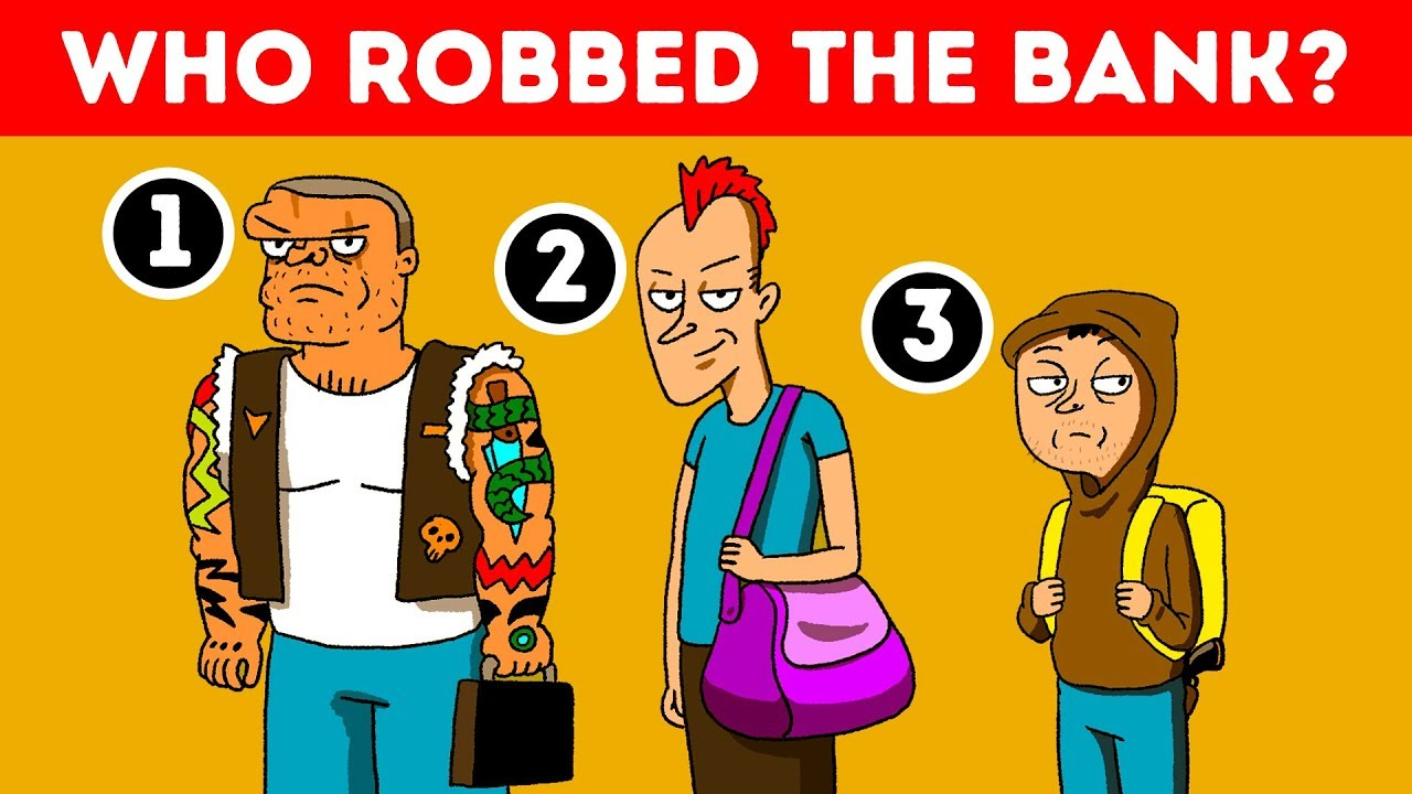 15 RIDDLES THAT ONLY 10% OF ADULTS CAN SOLVE  TEST YOUR PARENTS