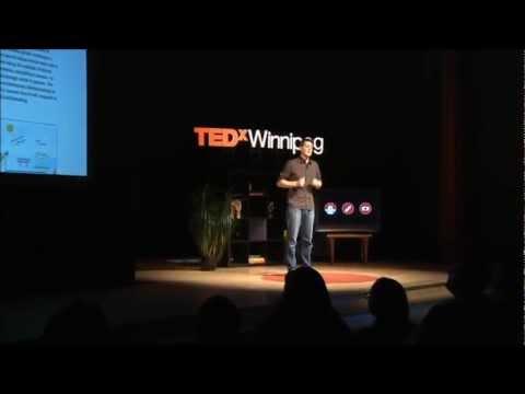 Invest yourself in polar bears: John Gunter at TEDxWinnipeg