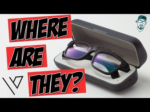Vue Smart Glasses - Where Are They Now?