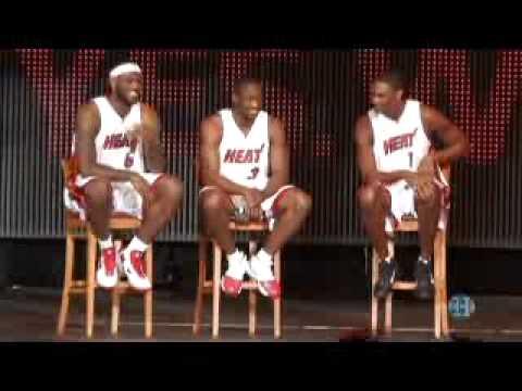 Miami Heat lose 2011 NBA Championship
