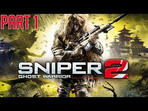 """Sniper Ghost Warrior 2 - ACT 1 - Mission 1 """"Communication Breakdown"""" PC PS3 XBOX"""