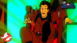 Mrs. Roger's Neighborhood | The Real Ghostbusters Ep 3 | Animated Series | GHOSTBUSTERS