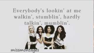 Love Drunk - Little Mix Lyrics