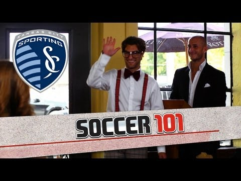FIFA Soccer 13: Soccer 101 - Sporting Kansas City show that you only get 3 substitutions
