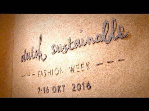 Dutch Design Fashion   Dutch Sustainable  Fashion Week