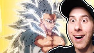 Goku TRANSFORMS into SUPER SAIYAN 5!! (Reaction)