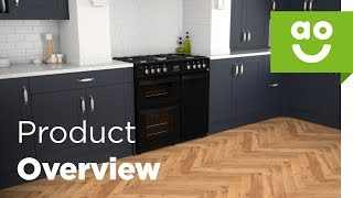 Newworld Oven VISION90DF Product Overview | ao.com