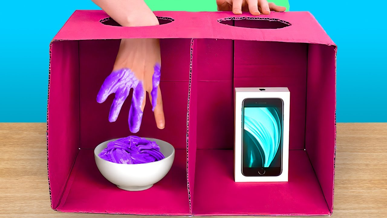 WHAT'S IN THE BOX?    Cool TIK TOK Challenges And Prank Ideas To Have Fun With Your Friends
