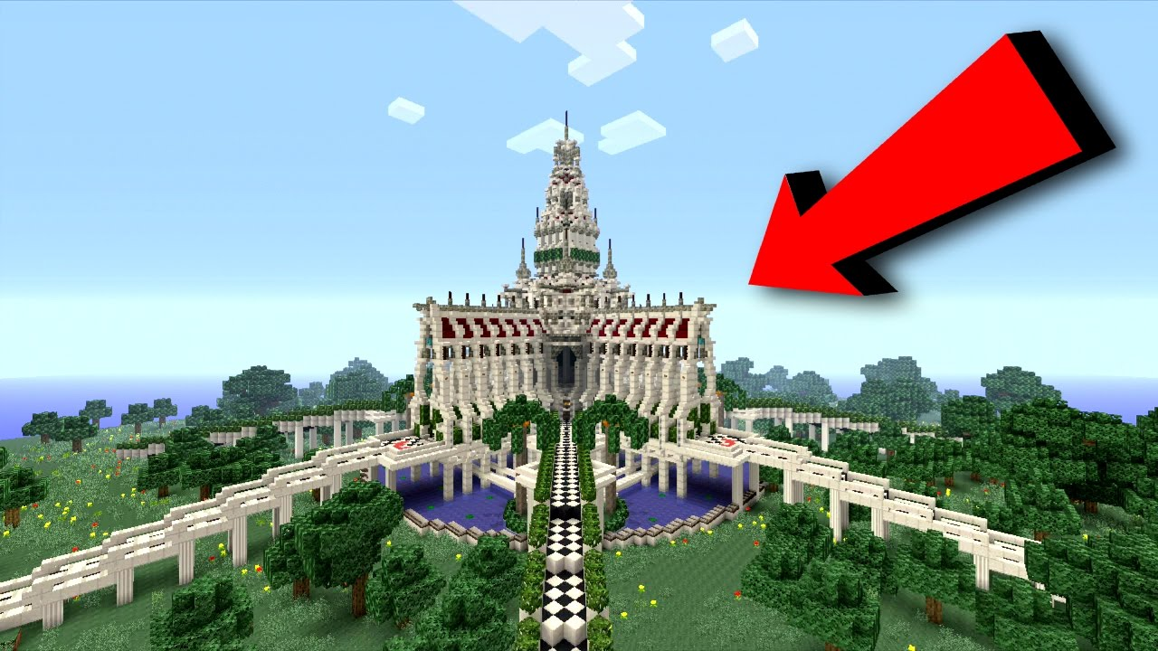 Minecraft Ps4  World Tour    Building Tutorials  Huge Spawn  Hunger Games  Castles And Much More