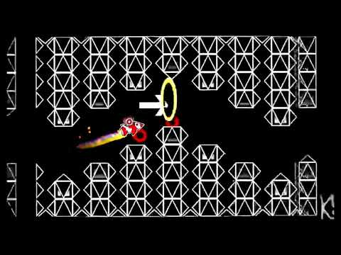 Geometry Dash - the nightmare road by Rob Buck (Hard Demon) Complete (Live)