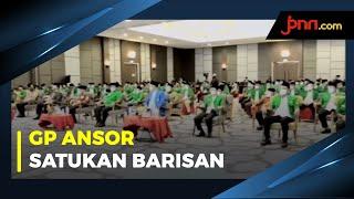 Jokowi Rangkul GP Ansor Satukan Visi Tangani Pandemi Covid-19 - JPNN.com