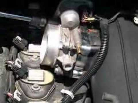 Throttle Body Spacer and Cold Air Intake Installation