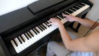 """[Piano Cover] """"High Hopes"""" by Kodaline"""
