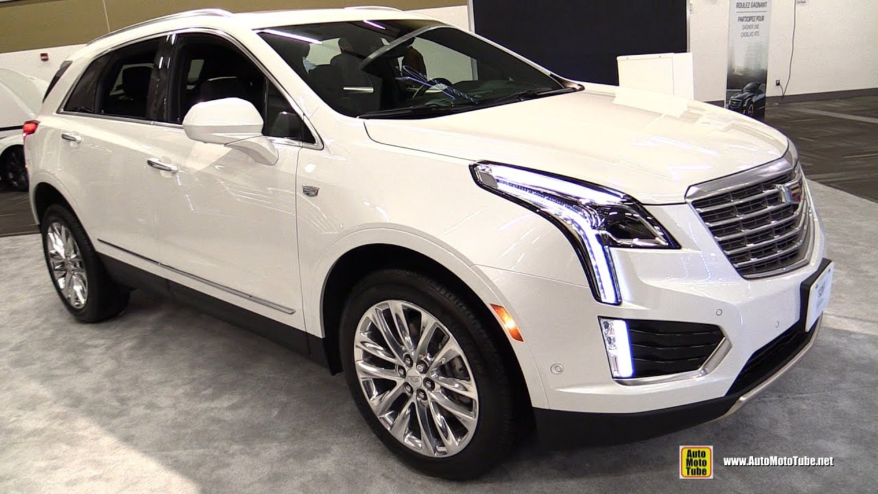 2017 Cadillac Xt5 Exterior And Interior Walkaround 2016 Ottawa