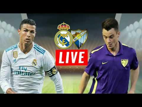 Real Madrid Vs Malaga Live Streaming HD 25/11/17