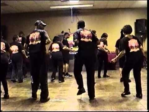"""JAMAICA FFUNK"" LINE DANCE  03.05.13"