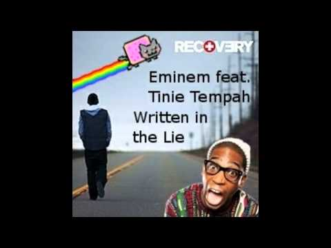 Eminem feat. Tinie Tempah and Eric Turner | Written in the Lie