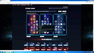 Star Wars the Old Republic(SWTOR)-Sith Warrior(Marauder)/Jedi Knight Talent Tree Part 6 [HD]