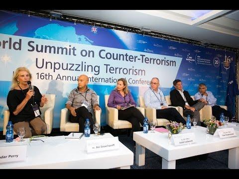 Terrorist Use of Social Media: Threats & Responses - ICT16 (HE)