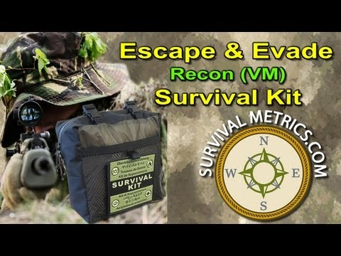 Escape and Evade Recon Military Survival Kit (VM).mpg