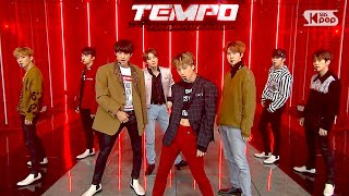 Video EXO(엑소) - Tempo(템포) @인기가요 Inkigayo 20181111 download MP3, 3GP, MP4, WEBM, AVI, FLV November 2018