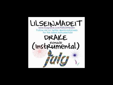 July - Drake (instrumental)