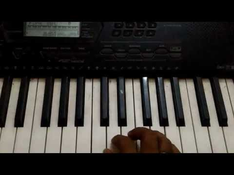 Baaton Ko Teri - All Is Well - Piano Tutorial By