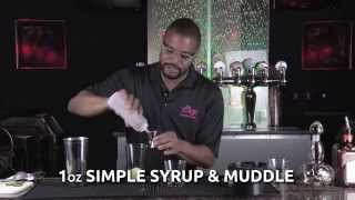 How To Make A Cucumber Jalapeño Margarita With Andre Norris From The Stage Nightclub!