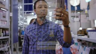 Lowe's Vision: In-Store Navigation