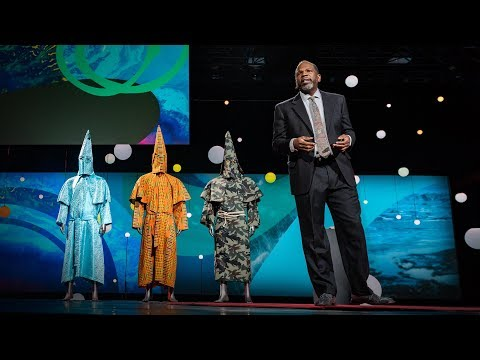 The symbols of systemic racism — and how to take away their power   Paul Rucker