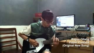 vuclip Baguz Gilang  - Zipper Pressed (SUPER GUITAR COMPETITION 2014)