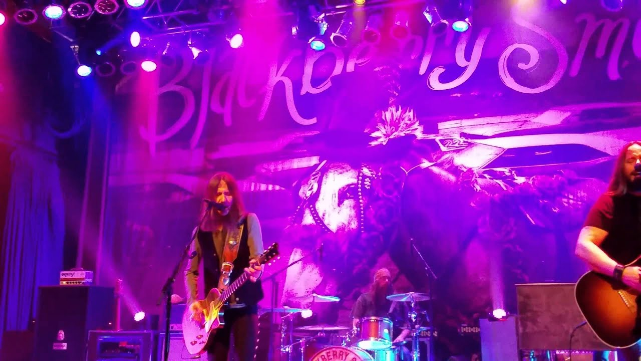 blackberry smoke one horse town cleveland 3 19 youtube. Black Bedroom Furniture Sets. Home Design Ideas