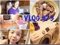 Por Fin tengo lavadora y Secadora! + Platica + Mini Receta Cocinando Pollo!