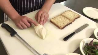 How To Make A Chicken Salad Sandwich
