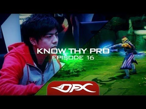 DotA2 - Know Thy Pro - Epi.16 - BURNING On ANTIMAGE