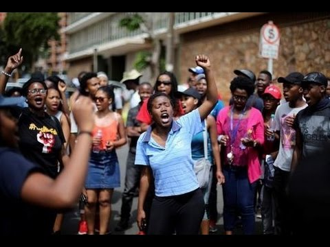 BREAKING NEWS:   Nine arrested after South Africa police, students clash again in Johannesburg