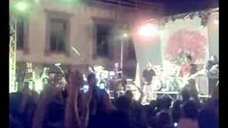 Modena City Ramblers- I 100 passi -live ad Andretta