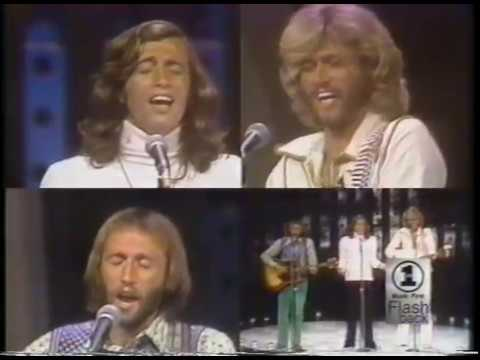 The Bee Gees - Run To Me - The Midnight Special