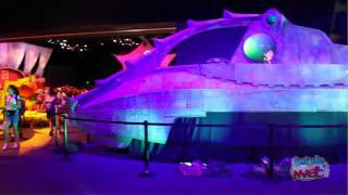 20,000 Leagues Under the Sea Nautilus submarine at Disney World for Epcot Florida Project event
