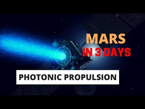 Travel to MARS in 3 days | PHOTONIC PROPULSION | தமிழ்
