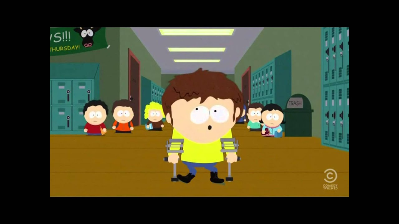 south park essay joke But central to the game's quality is whether the jokes land i haven't regularly watched south park in a decade and its style of humor seems unchangedas kotaku points out, the show's style paints.