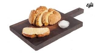 Содовый хлеб. Рецепт ирландского хлеба без дрожжей