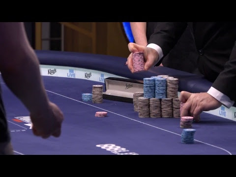 2017 WSOP Europe Event #9 - No-Limit Hold'em High Roller