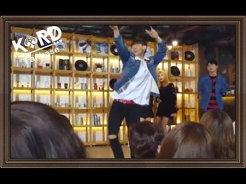 [121716][Fancam] KARD's BM - Talent show