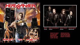 Headbanger - First To Fight FULL ALBUM [2017]