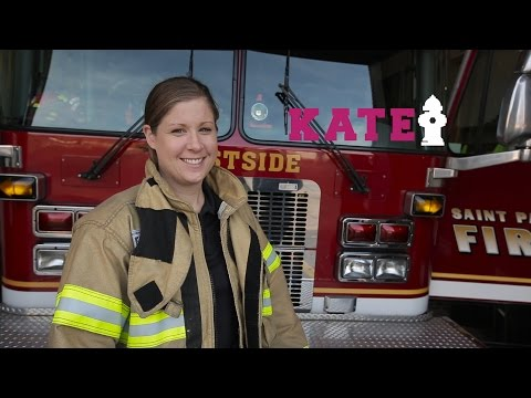 Kate Heckaman – Firefighter Paramedic