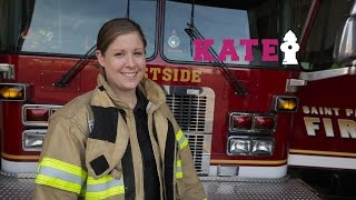 Kate Heckaman – Firefighter|Paramedic